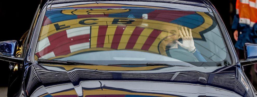 El Barcelona confirmó el despido de Ernesto Valverde y la contratación de Quique Setién.