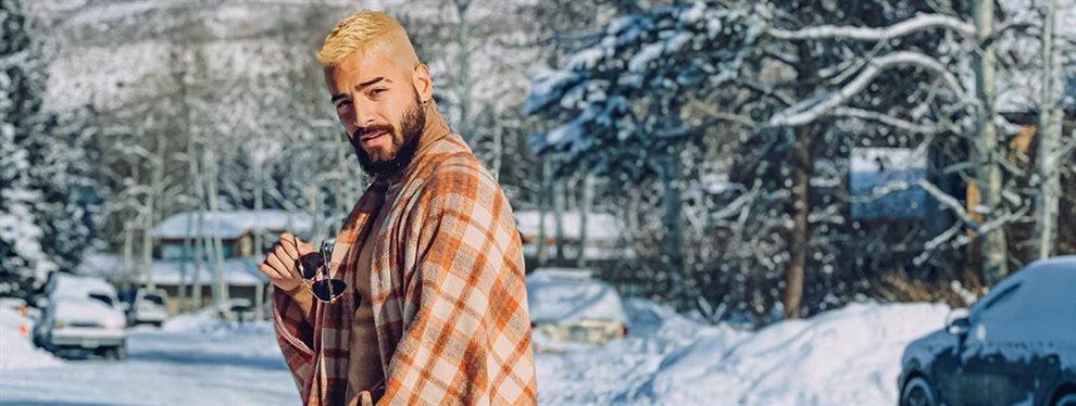 El cantante Maluma ha estrenado novia nueva, una modelo rusa que comparte belleza con la que era su ex, Natalia Balurich, a quien ha mandado un mensaje