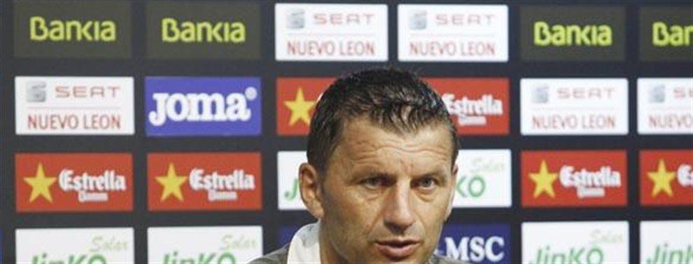 Miroslav Djukci ha llegado al Sportin de Gijón con ganas de guerra. El entrenador serbio no se calla nada y ha puesto toda la carne en el asador desde ya