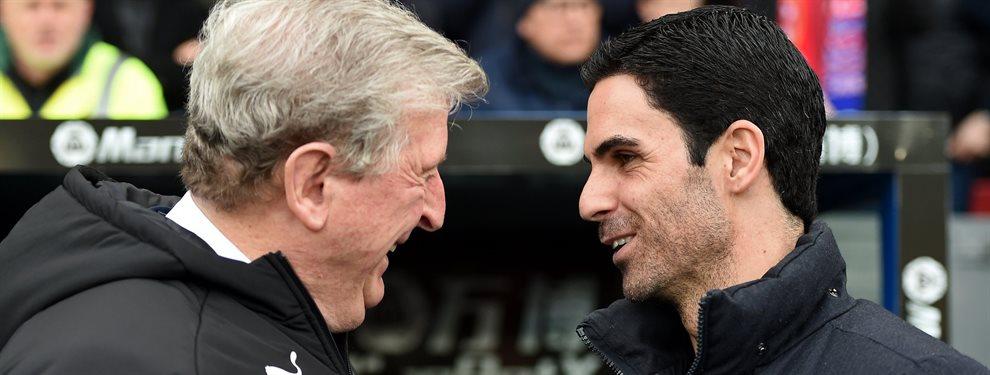 Mikel Arteta ya juega sucio. ¡Entabla relación con uno de los fuitbolistas determinantes del Manchster City y le quiere para su Arsenal a costa de Pep