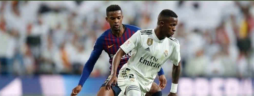 Vinicius Junior siente que en el Real Madrid nadie le toma enserio. El jugador no aguatna más, se da hasta junio para revertir la situación