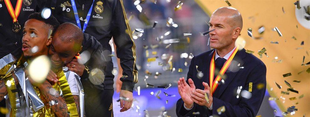 Vuelta de la Supercopa de España, partidazo, reto y lío interno de Zinedine Zidane con Gareth Bale ¡El Madrid se la juega pero el galés quiere jugar!