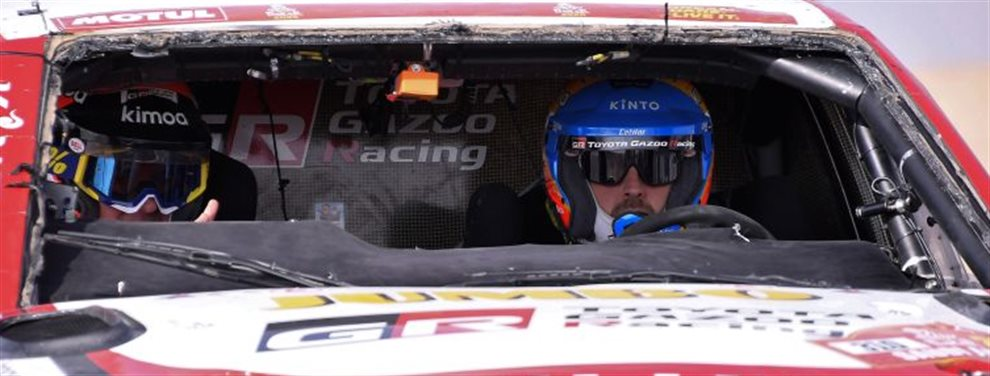 Fernando Alonso ha sufrido un accidente que le ha podido costar caro. Es el momento de pensar, acabar o no acabar, esa es la cuestión. Demasiados riesgos