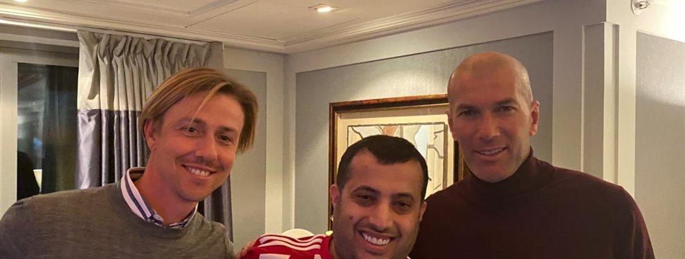 El Príncipe de Arabia llegó con una única idea, hacer el equipo lo más grande posible. Para ello planea fichajes top en invienro. Hay nombres que ya salen