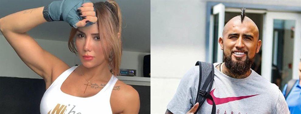 Arturo Vidal y Sonia Isaza han decidido poner punto y final a su relación, y ya habría otra mujer