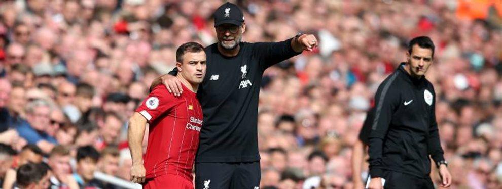 La locura del Liverpool está en camino: 125 millones y no es ni por Kylian Mbappé ni por Jadon Sancho, ¡Jurgen Klopp apuesta por este joven talento alemán!
