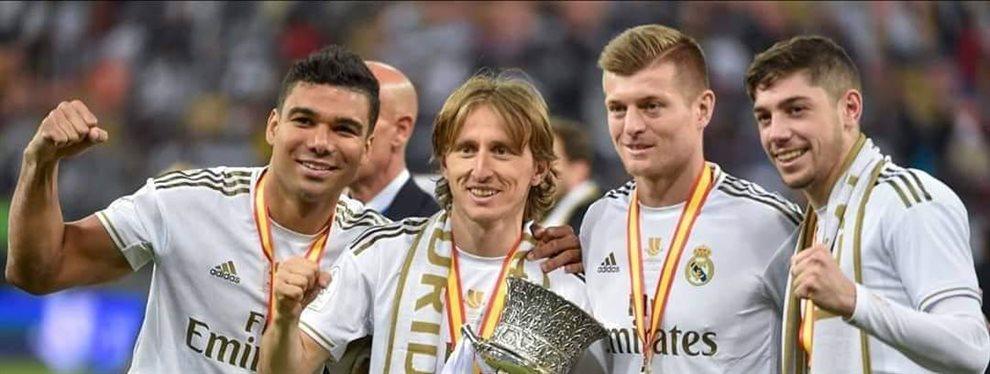 Luka Modric tiene nuevo destino para la próxima temporada y ¡se iría gratis a un rival del Madrid! ¡Vuelve a la Premier League y firma por dos años más!