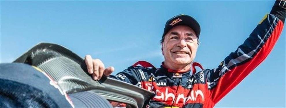 Fernando Alonso ha acabado el Rally Dakar, que era su objetivo. Además lo ha hecho en un buen puesto, pero se ha rendido a la evidencia. No es el mejor