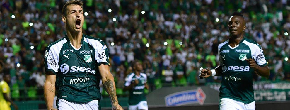 Racing podría ingresar un importe millonario por la transferencia de Juan Ignacio Dinenno.
