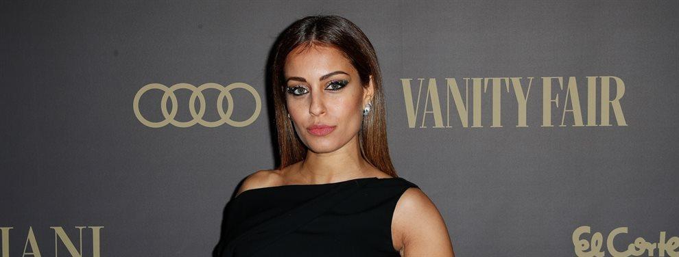 La actriz española Hiba Abouk está esperando su primer hijo y ha querido mostrar en las redes lo bien que le ha sentado el embarazo para su perfecta figura