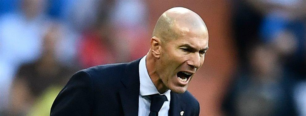 El mercado invernal avanza y Zinedine Zidane quiere que los descartes no dejen pasar el tren de la continuidad.