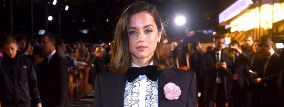 La actriz cubana Ana de Armas se ha convertido en una de las artistas con más proyección en Hollywood gracias al híbrido de belleza y talento que posee