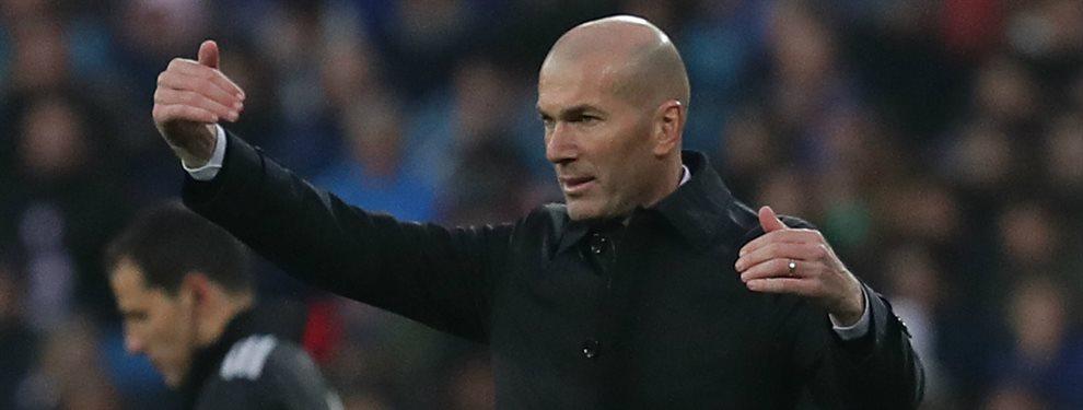 El fútbol cambia con rapidez. Un jugador que fue deseo del Real Madrid terminó en el olvido y no precisamente por culpa de Zinedine Zidane.