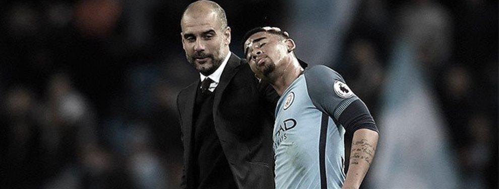 Joao Cancelo y Leroy Sané están muy cerca de abandonar el Manchester City para poner rumbo a otros equipos europeos ya que Guardiola no les quiere ni ver