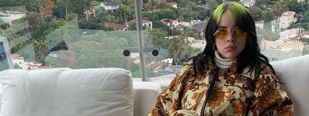 La cantante Billie Eillish anuncia que saca nuevo disco aprovechando su colaboración para la nueva película de 007 y sus 6 nominaciones a los Grammy