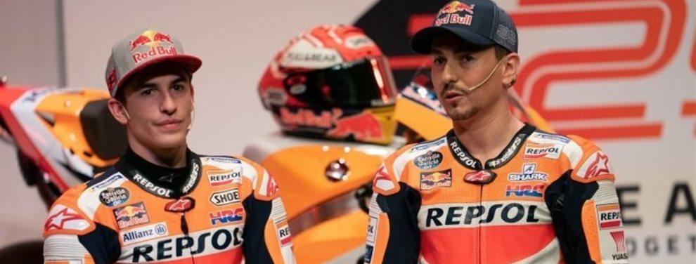 'El verdugo de Jorge Lorenzo' abre fuego en Moto GP
