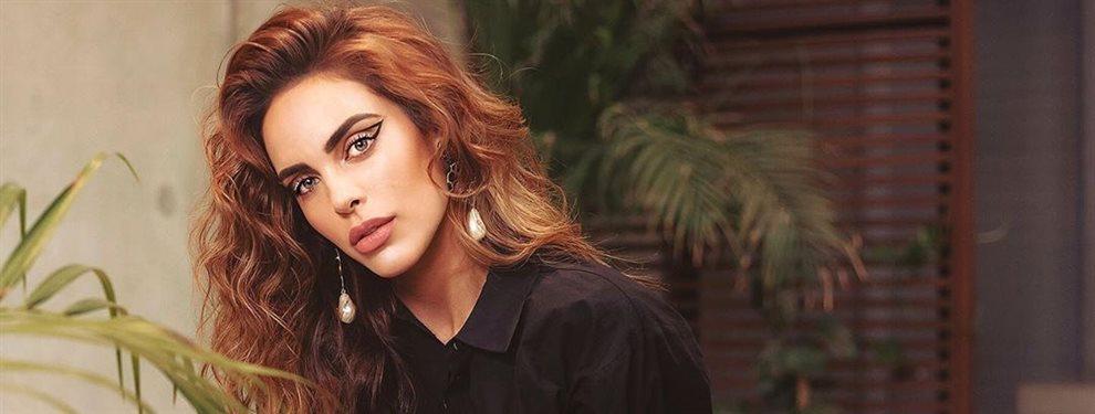 La modelo Sara Corrales es portada de una revista luciendo un físico escultural debido a las rutinas deportivas que no abandona ni un solo día en su vida