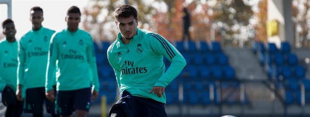 Álvaro Odriozola está sentenciado en el Real Madrid y acabará en el Bayern de Múnich