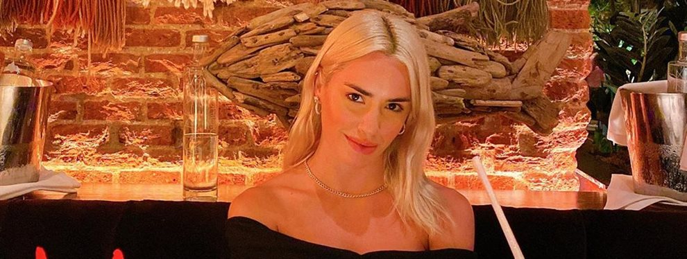 Lali Espósito lleva desde principios de mes en Madrid para prepararse para un papel de mujer de vida complicada que trabaja bailando en un club nocturno