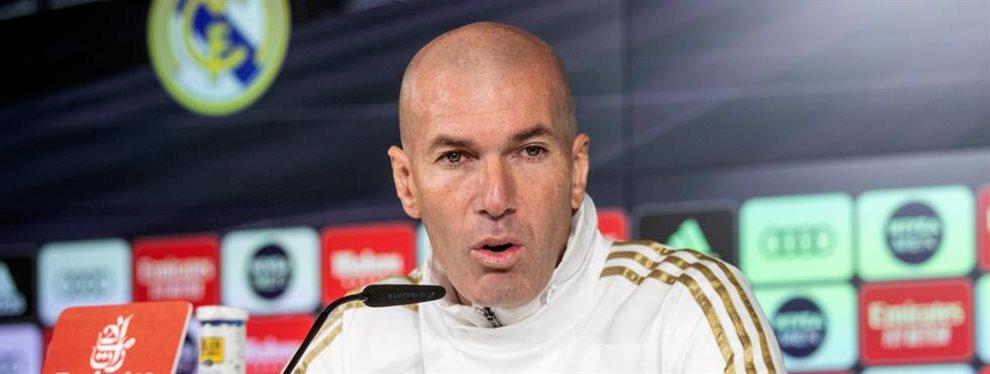 Zinedine Zidane les cita aparte y tiene una charla con James Rodríguez y Gareth Bale: se hablan claro, se dicen todo lo que piensan y 'Zizou' les pide esto