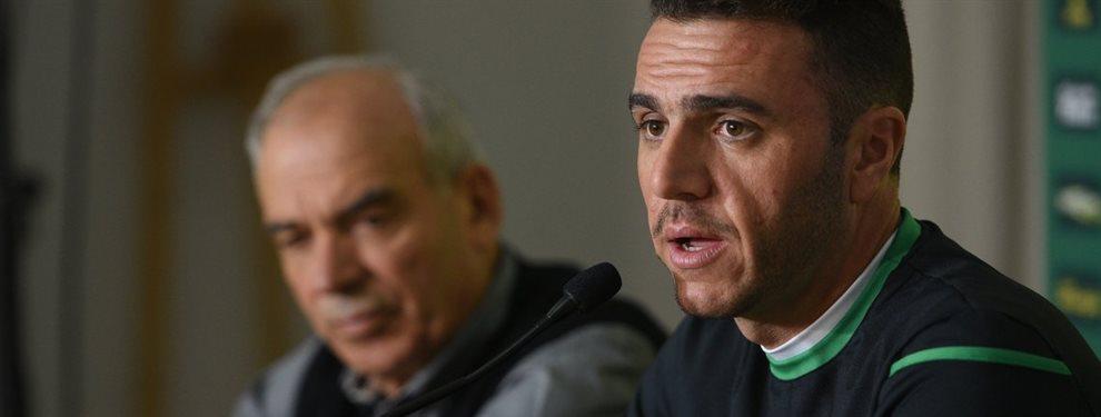 Mariano Soso sorprendió a los directivos y presentó su renuncia en Defensa y Justicia.