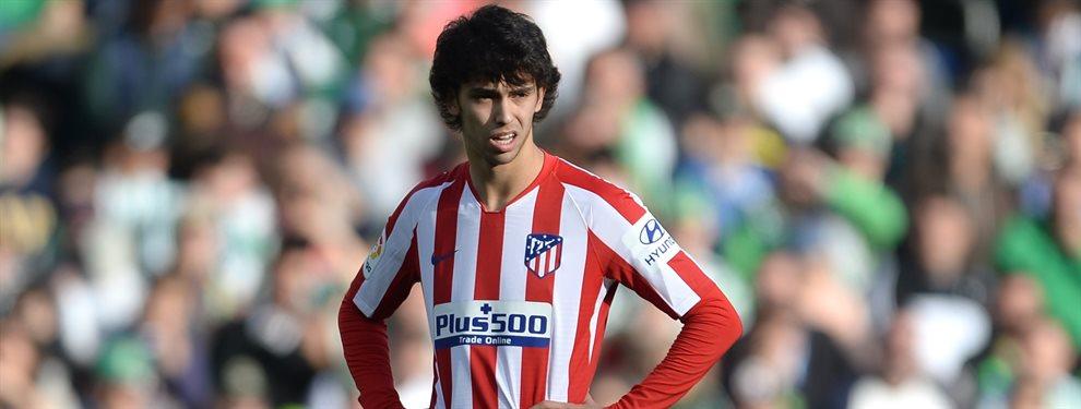 El Atlético de Madrid puede sufrir dos bajas sensibles, la de Thomas Lemar y el 'Mono' Burgos