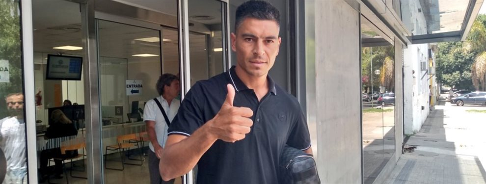 Paolo Goltz se convirtió en la séptima incorporación del ciclo de DIego Armando Maradona en Gimnasia de La Plata.