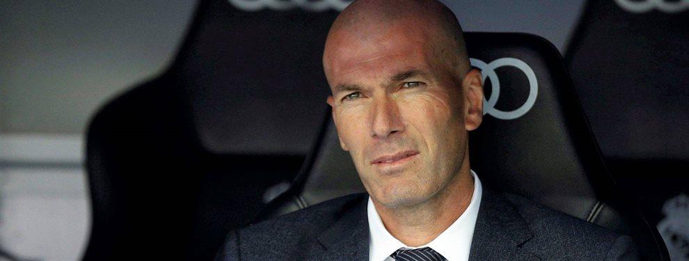 ¡Brutal! Nunca se ha entendido con Zinedine Zidane y le pide al Madrid salir ¡Quiere irse a un equipo de la liga española para poder jugar la Eurocopa!