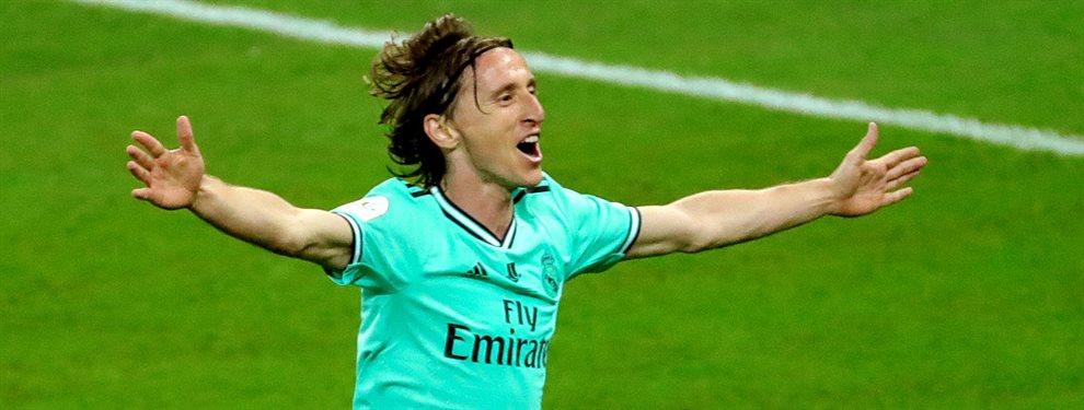 El Inter de Miami de David Beckham quiere juntar a Sergio Busquets y Luka Modric
