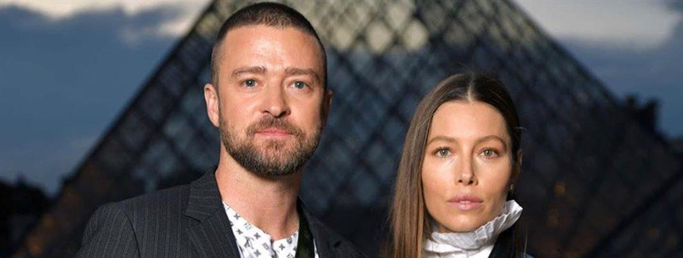 Han pillado al cantante Justin Timberlake siendo infiel a su mujer la actriz Jessica Biel, Justin intenta recuperar a su mujer acudiendo a terapia juntos