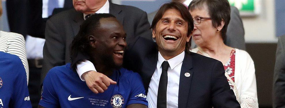 Nadie se lo puede creer pero es real: ¡Un campeón del mundo ficha de forma exprés por el Inter de Milan de Antonio Conte y deja al Chelsea atónito!