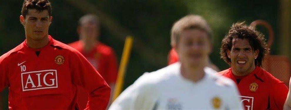 El Manchester United tiene un plan, volver a 2007... con un jugador que es leyenda en el club. Quizás han pasado muchos años, pero le seguían esperando