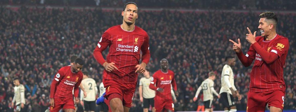 Puede haber cambios de cromos entre dos estrellas de Liverpool y Real Madrid: Klopp quiere a un crack merengue y Zidane ansía llevarse a un estrella 'red'