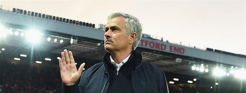 José Mourinho siempre ha sido muy amigo de hacer fichajes de jugadores que representa Jorge Mendes Este fue quizás el peor de todos. Un escándalo de verdad