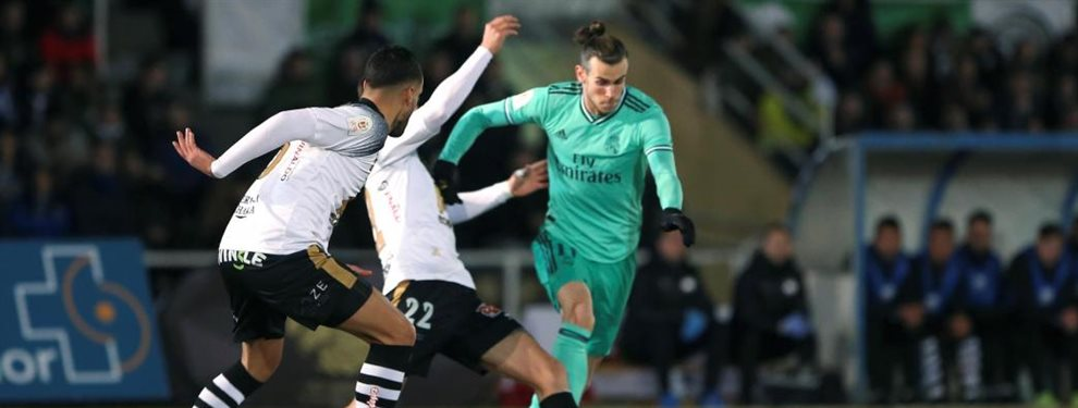 El Arsenal está dispuesto a dejar marchar a Gabriel Martinelli, si recibe a Bale a cambio