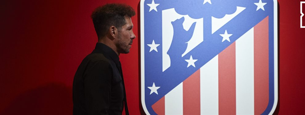 El Atlético de Madrid de Diego Pablo Simeone ya no ve con tan buenos ojos el fichaje de James Rodríguez