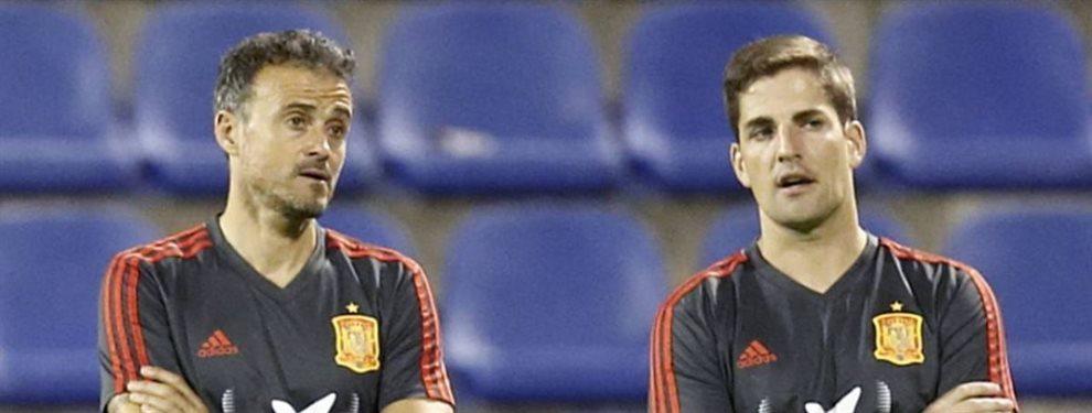 Robert Moreno lleva tres semanas siendo entrenador del Mónaco. Hablan muy bien de él en Francia y le quieren regalar un nuevo fichaje