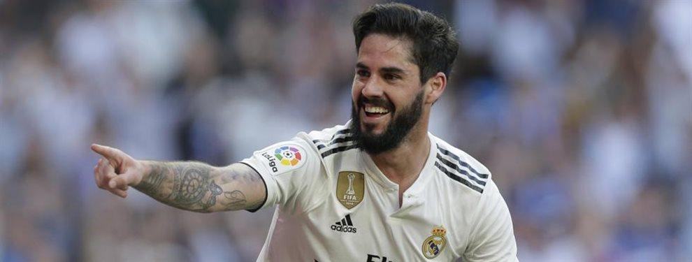 El presidente del Real Madrid recibe la primera oferta aceptable por su jugador. El plan ideado con Zinedine Zidane empieza a ver la luz y a dar sus frutos