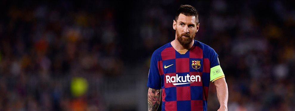 En el Valencia-Barça se destapó la inconformidad de Lionel Messi con el equipo durante los últimos partidos.