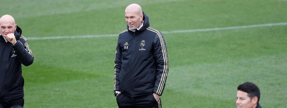 Zinedine Zidane tiene lo antes descrito con el Real Madrid y lo está demostrando por segunda vez.