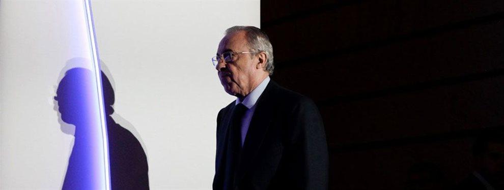 Florentino Pérez recibió un duro gol desde el equipo que menos esperaba por uno de sus objetivos.