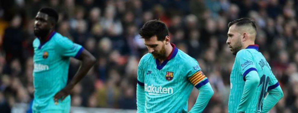 """El técnico del Barça tiene un enfrentamiento directo con la plantilla a las primeras de cambio. """"Esto no es como en el Betis"""" le han dicho desde el club..."""