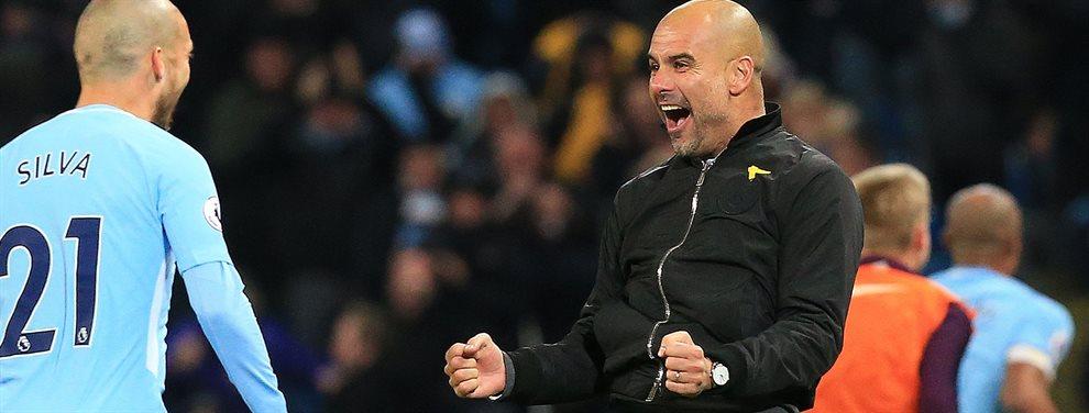 El Manchester City se adelanta al Barça en la carrera por fichar a Lautaro Martínez. El delantero argentino cerca de fichar por el conjunto de Guardiola.