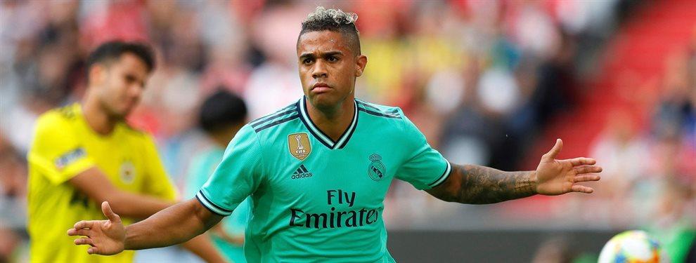 El delantero puede estar viviendo sus últimas horas como jugador del Madrid. Las ofertas superan casi la decena y ya tiene claro que en el Madrid no jugará