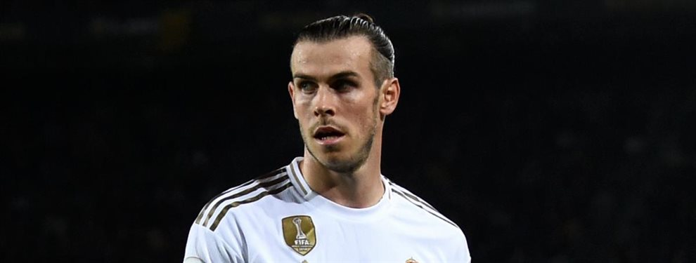 El galés Gareth Bale no está cómodo en el Real Madrid y eso se nota con su juego.