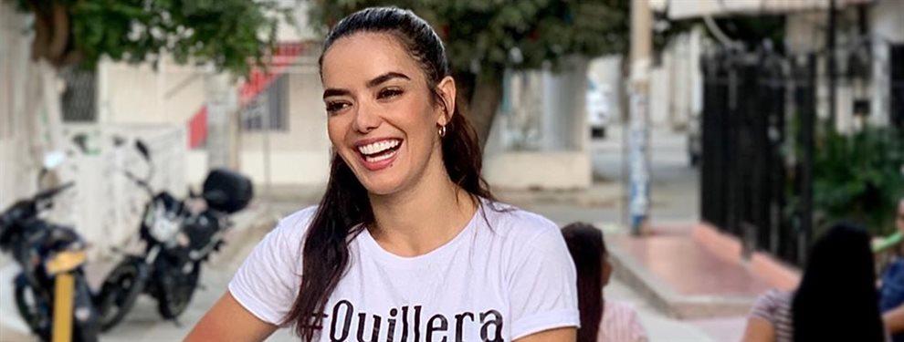La bailarina Elianis Garrido ha publicado una fotografía de cuando era pequeña y en la que se nota que ha cambiado físicamente a medida que ha crecido