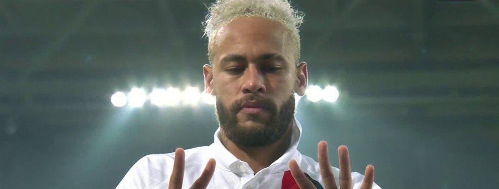 ¡Ojo! El Barça y Bartomeu prefieren reconocer que se equivocaron y planean una macro operación por Neymar que deja contra las cuerdas a Antoine Griezmann