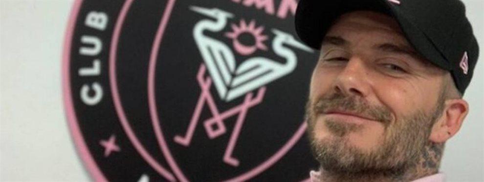 Beckham lo consigue y se hace con el fichaje de altura para su Inter de Miami ¡Se marcha a la MLS y desde Estados Unidos esperan que sea la sensación!