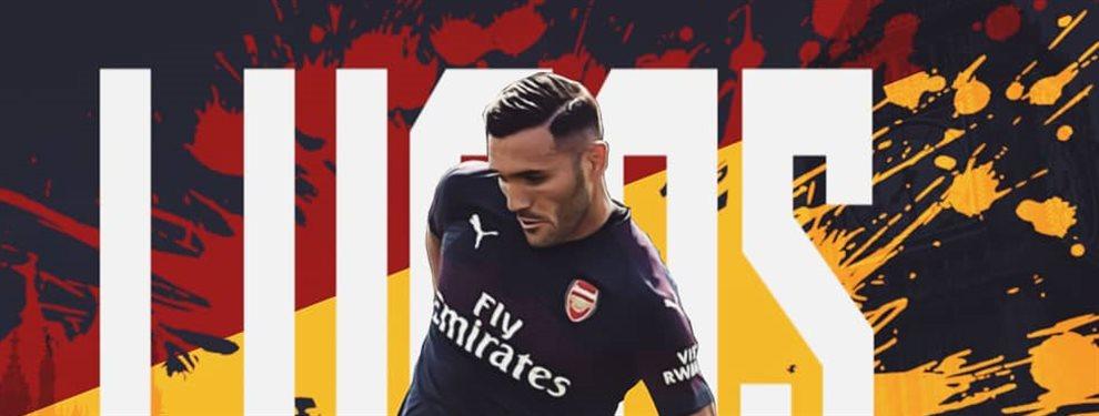 Lucas Pérez es un jugador al que poco han respestado en Inglaterra. Ahora las cosas han cambiado. Se ha ganado de nuevo un puesto en el Olimpo en España