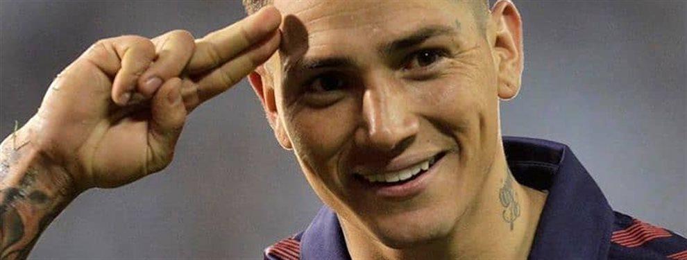 El Fútbol Club Barcelona quiere cerrar cuanto el fichaje de Rodrigo Moreno.Ayer estuiveron reunidos con el presidente del Valencia.Pero el elegido era otro